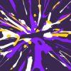 X-Particlesを使い 2Dで破裂するチュートリアル